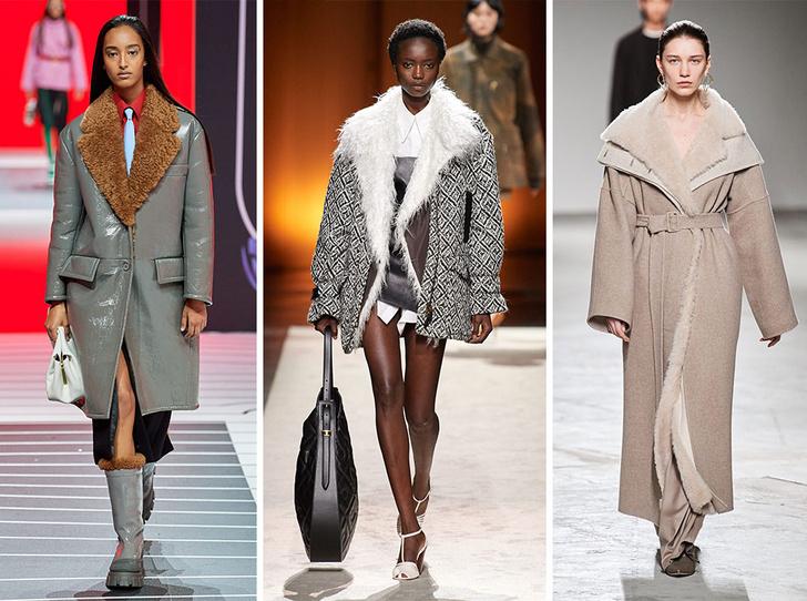 Фото №11 - 10 трендов осени и зимы 2020/21 с Недели моды в Милане