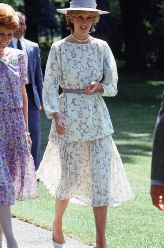 Фото №20 - До/после: как принцесса Диана дарила вторую жизнь старым нарядам