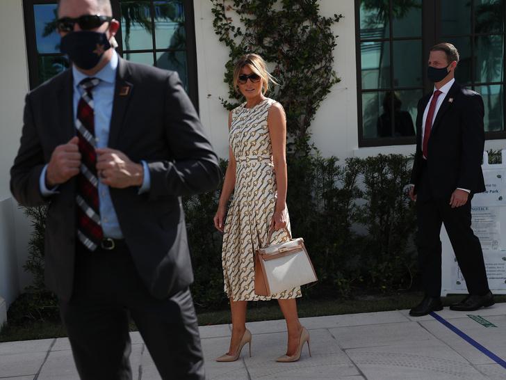 Фото №2 - От первого лица: какие секреты Мелания Трамп раскроет в своих мемуарах (и зачем ей это нужно)
