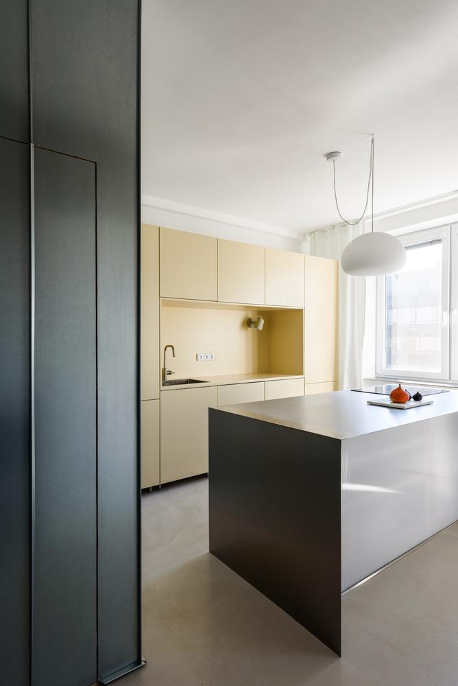 Фото №3 - Бетонная квартира 70 м² в Братиславе