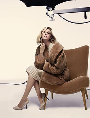 Фото №5 - Джиджи Хадид в рекламной кампании Max Mara