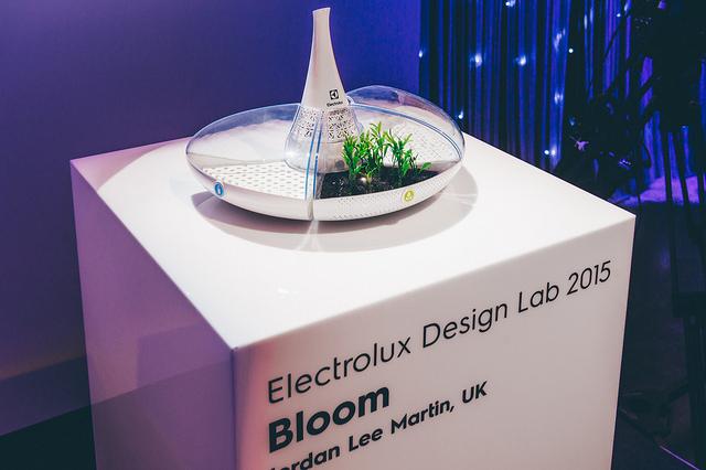 Фото №1 - Объявлен победитель международного конкурса Electrolux Design Lab 2015