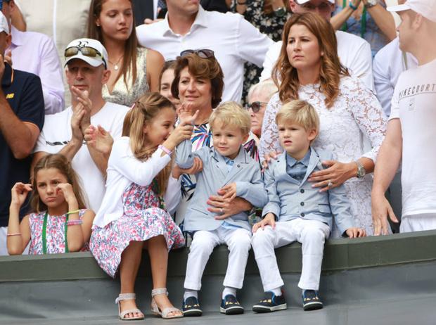 Фото №4 - Сын за отца: дети знаменитых спортсменов (и кем они хотят стать в будущем)