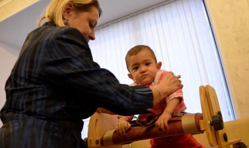Фото №1 - Пункты проката средств реабилитации для детей-инвалидов появились в Петербурге