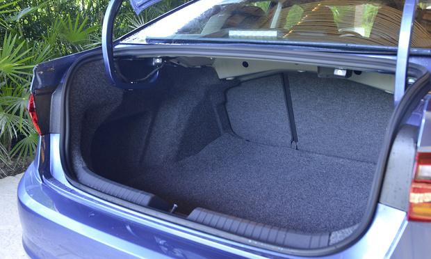 Фото №5 - Новая Volkswagen Jetta: комфорт-класс