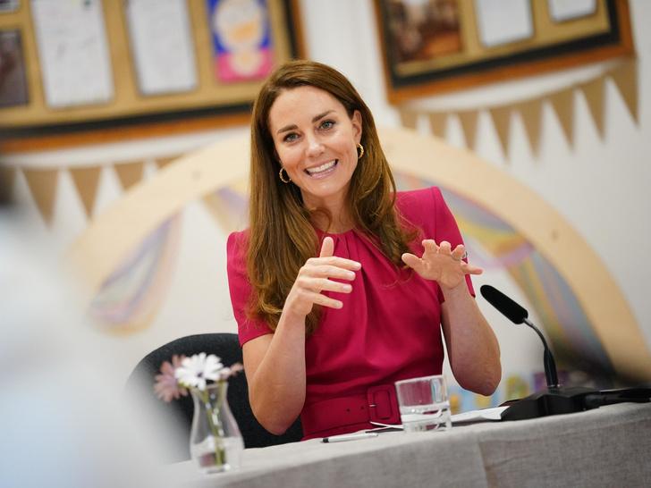 Фото №2 - «Мама, перестань!» Против какой привычки герцогини Кейт протестуют ее дети