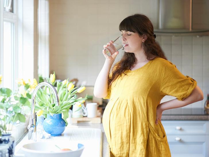 какие вещества вредны во время беременности