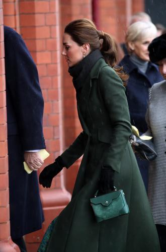Фото №3 - Кейт и Уильям в Блэкпуле: детали визита и образа герцогини