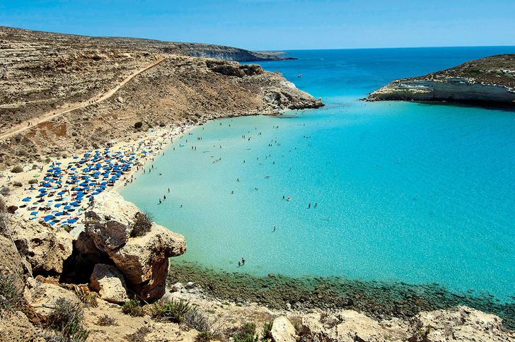 Фото №6 - 7 самых живописных пляжей Италии