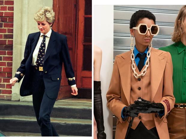 Фото №1 - Как стильно носить галстуки: советы дизайнеров и главных модниц