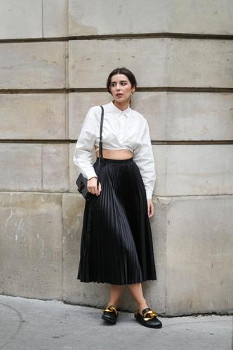 Фото №7 - Как выбрать идеальную юбку по типу фигуры