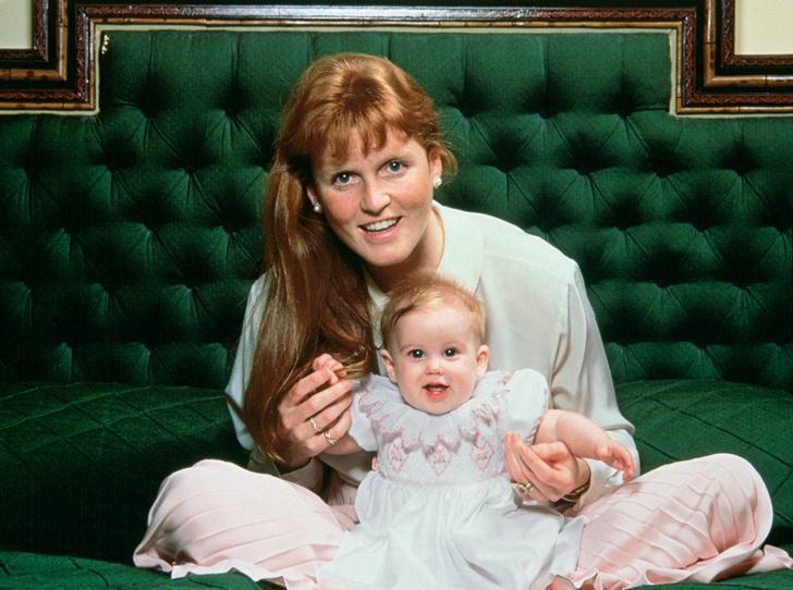 Фото №3 - Принцесса-карьеристка: 10 фактов о Беатрис Йоркской
