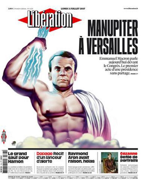 Фото №2 - «Король Эммануэль»: почему французы думают, что Макрон восстанавливает монархию