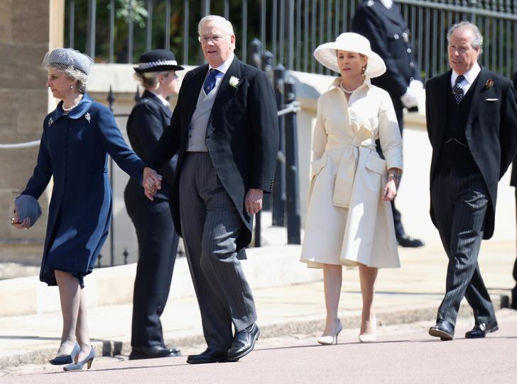 Фото №4 - Не приглашены: кого из Виндзоров не было на свадьбе Гарри и Меган
