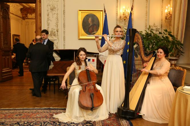 Фото №13 - Marie Claire отметил выход приложения, посвященного Франции и миру красоты