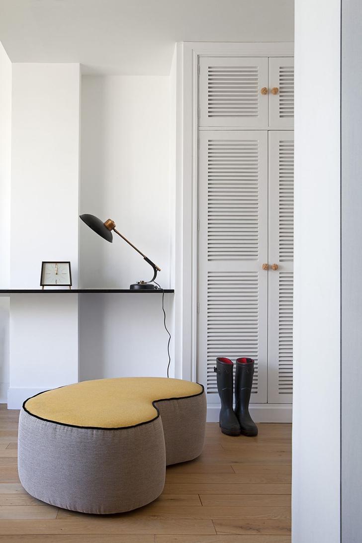 Фото №10 - Светлый дом с яркими акцентами в Мадриде