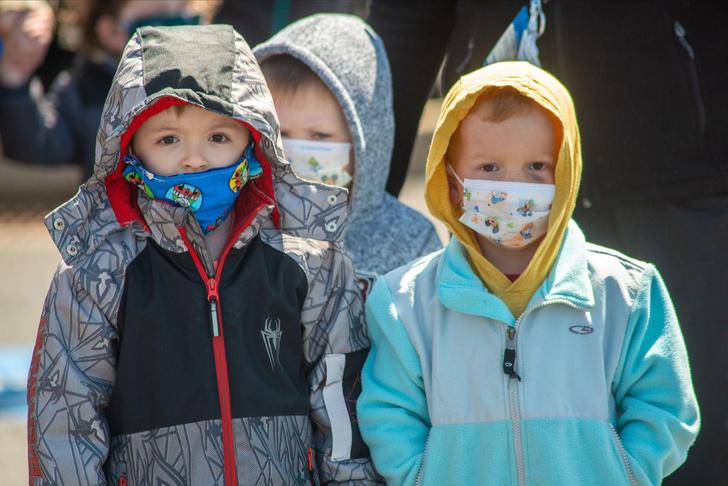 Фото №1 - Немецкие медики оценили количество детей с антителами к COVID