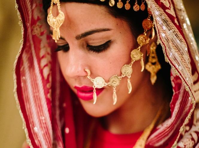 Фото №1 - Что делают девушки в Судане, чтобы быть самыми красивыми