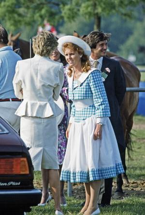 Фото №3 - Королевский скандал: из-за чего закончилась дружба Дианы и Сары Фергюсон