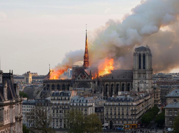 Фото №2 - Как будут восстанавливать cобор Парижской Богоматери
