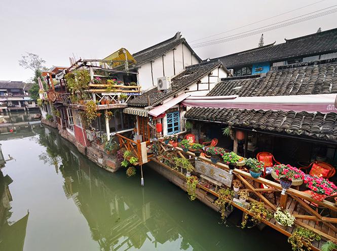 Фото №2 - Китай: лучшие места и развлечения Шанхая