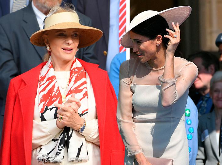 Фото №1 - Как герцогиня Меган «испортит» светские вечера принцессы Майкл Кентской