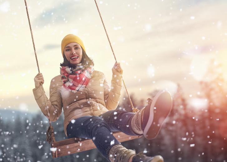 Фото №1 - Что будет на самом деле, если облизать качели в мороз