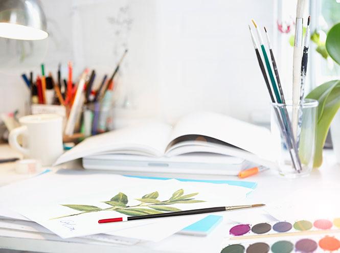 Фото №1 - 5 книг для тех, кто мечтает рисовать