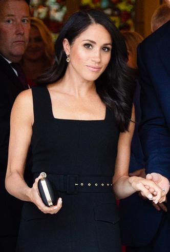 Фото №10 - Лучшие образы Меган Маркл за первый год в королевской семье