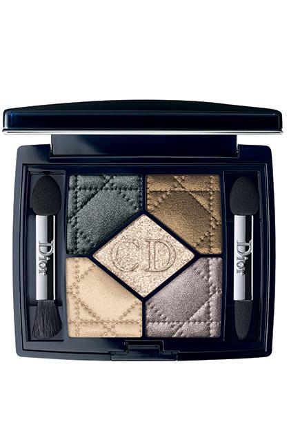 Тени 5 Couleurs, Golden Reflections, Dior