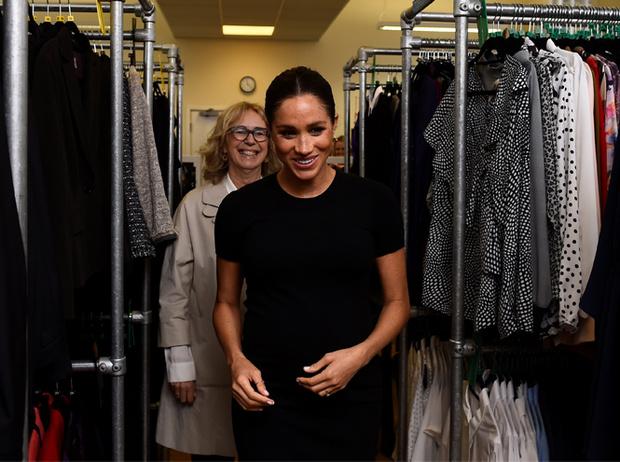 Фото №5 - Что новый патронаж Меган Маркл значит для индустрии моды