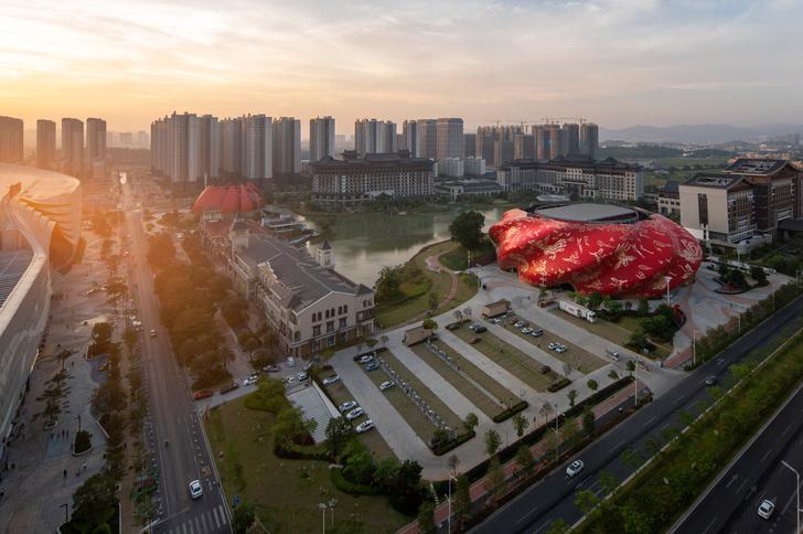 Фото №8 - Переливы шелка: театр в Гуанчжоу