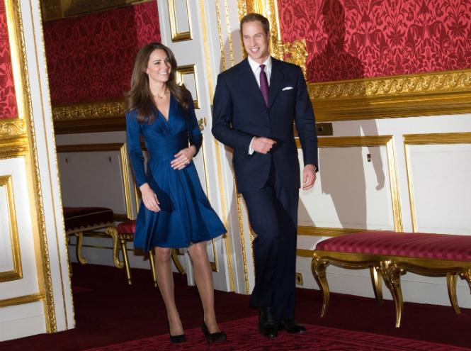 Фото №15 - Кейт Миддлтон и принц Уильям: история в фотографиях