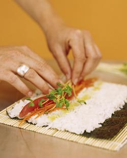 Фото №2 - Визитная карточка японской кухни