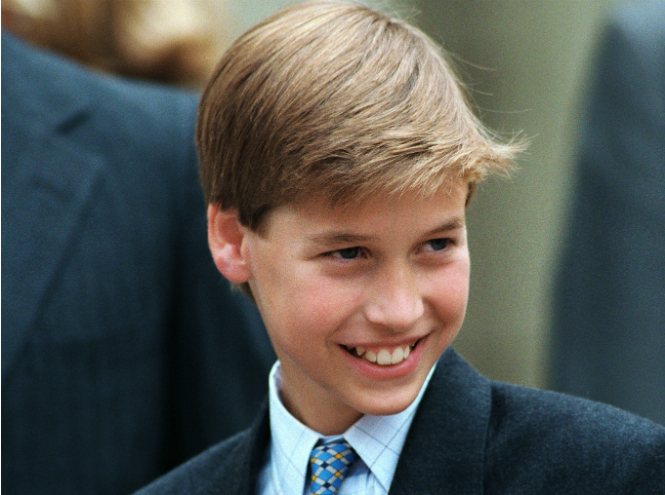 Фото №63 - Принц Уильям: история в фотографиях
