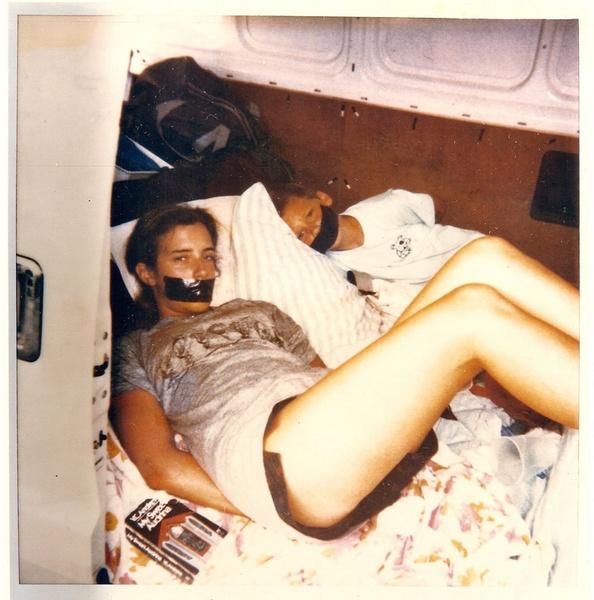 Фото №3 - На долгую и страшную память: загадочное исчезновение Тары Калико, от которой осталось лишь странное фото