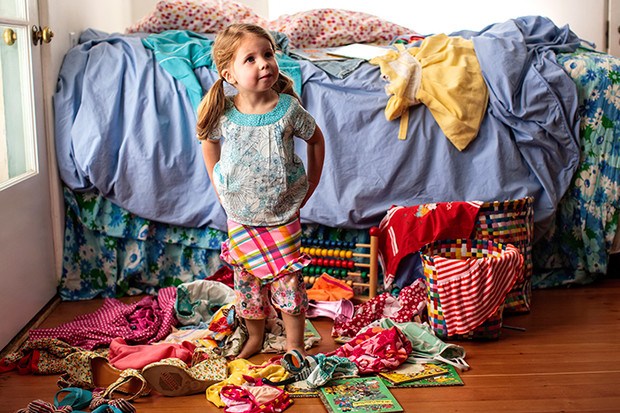 Фото №2 - Предметы, окружающие ребенка