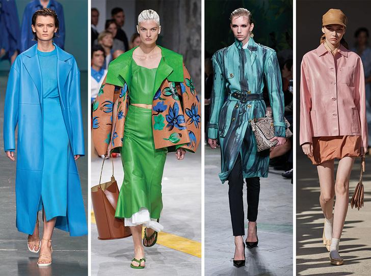 Фото №3 - 10 трендов весны и лета 2020 с Недели моды в Милане