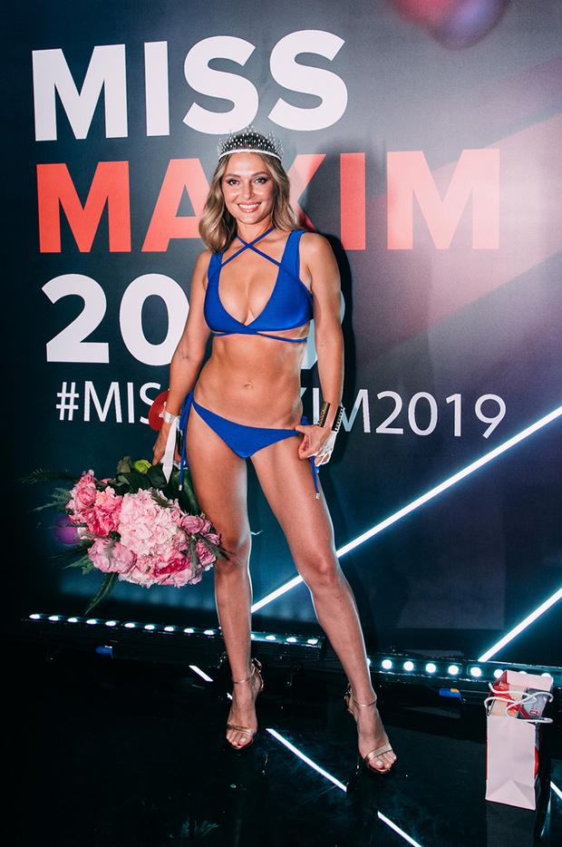 Фото №2 - Грандиозный финал конкурса MISS MAXIM 2019 состоялся!