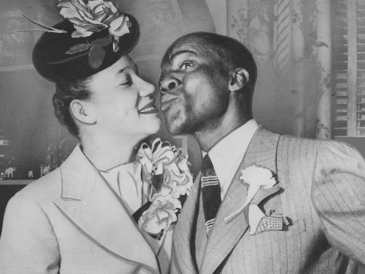 Фото №13 - Как выходили замуж легенды Голливуда: самые красивые ретро-фотографии