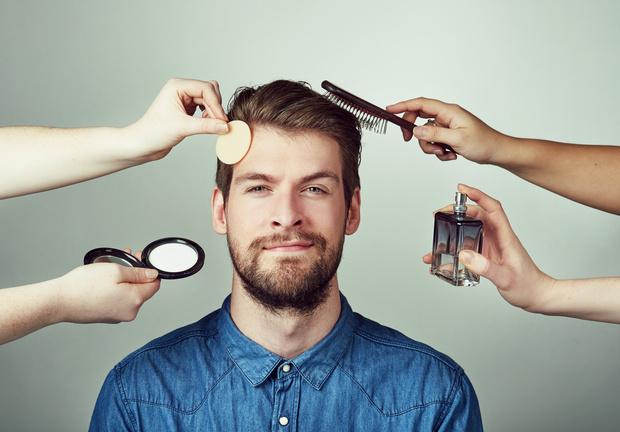 Фото №2 - Какой косметикой пользуются мужчины