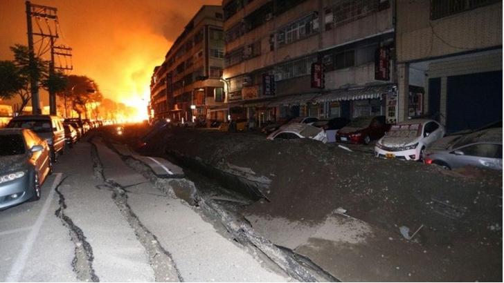 Фото №8 - 10 самых впечатляющих фото техногенных катастроф
