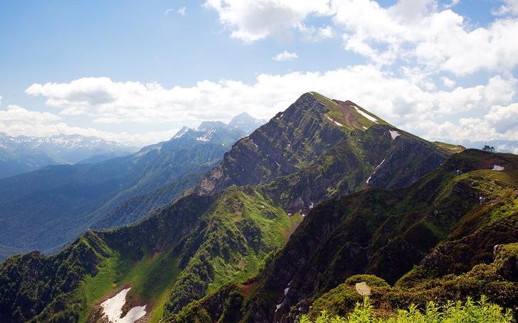 Фото №4 - 7 причин поехать в горы осенью