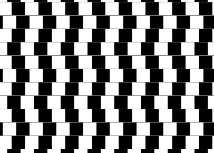 Фото №3 - 5 оптических иллюзий, которые докажут, что твой мозг легко обмануть