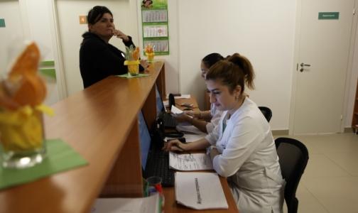 Фото №1 - В Невском районе открыли Центр семейной медицины
