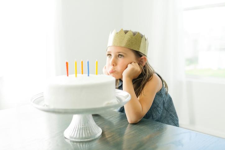 Как устроить детский день рождения на самоизоляции
