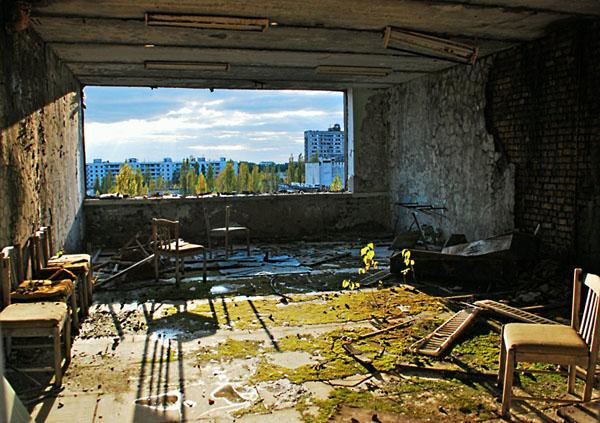 Фото №10 - С оглядкой на руины