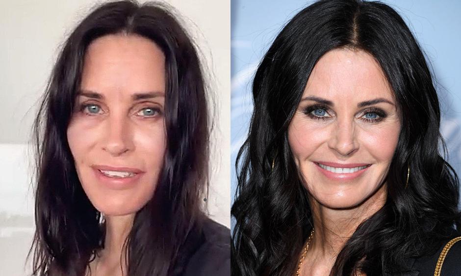 Как выглядят знаменитые красотки за 50 без макияжа