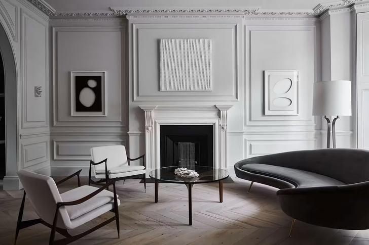 Фото №4 - Обновленный интерьер особняка 1860-х годов в Лондоне