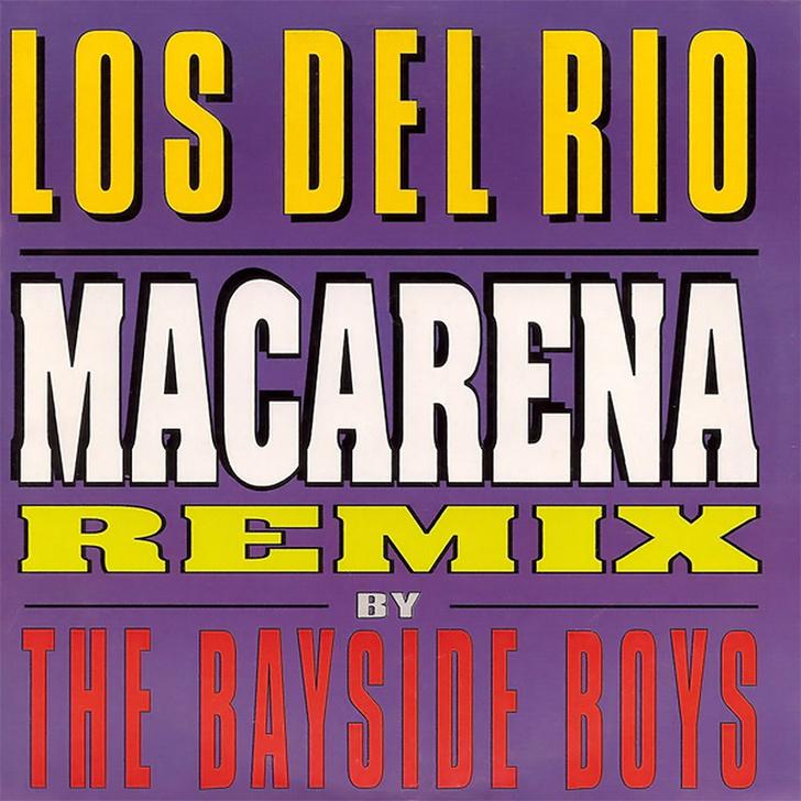 Фото №2 - История одной песни: «Macarena» Los del Rio, 1995